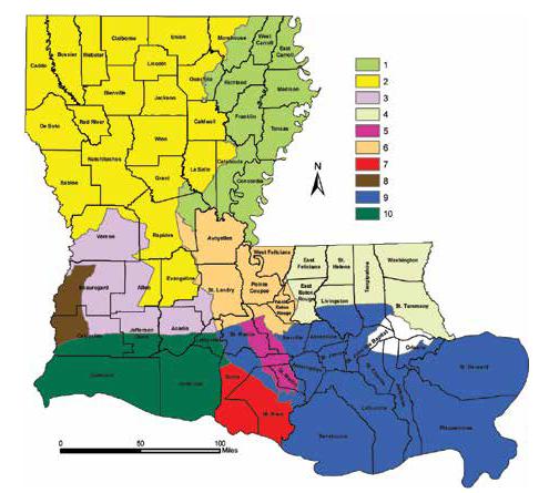 Seasons And Regulations Louisiana Department Of Wildlife And Fisheries